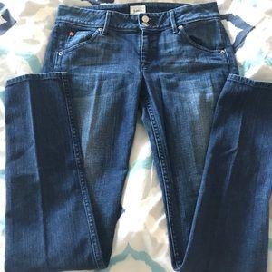 Hudson brand denim jeans